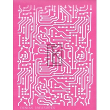 circuit board silkscreen