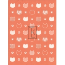 Kitty Quilt Silkscreen